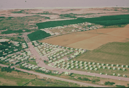Findhorn Ecovillage Community in 1975