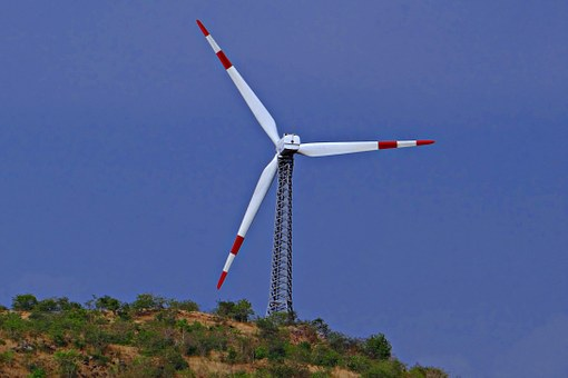 Wind Power Generating India