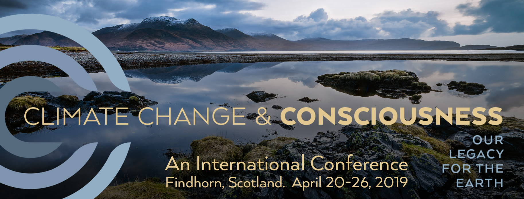 climate change consciousness conference, Findhorn Ecovillage 2019